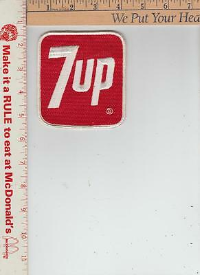 [1] 7 up patch 3-3/4 x 4 in