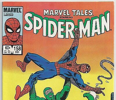 The Amazing Spider-Man #20 Reprinted in Marvel Tales #158 from Dec 1983 in VF
