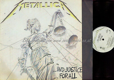 DLP- Metallica – ...And Justice For All  // NL // OIS // 1988//8360621