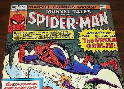 Amazing Spider-Man #14 Reprint in Marvel Tales #152 from June 1983 in Fine+