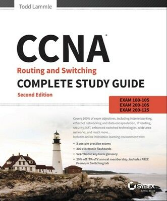 CCNA Routing and Switching Complete Study Guide 100-105,200-105, 200-125 (PDF)