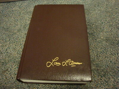 LOUIS L'AMOUR Leatherette Hardcover Collected Short Stories Crime BOOK Volume 6