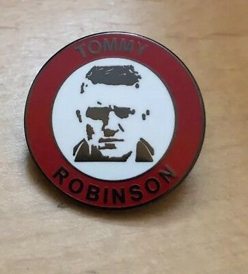 Tommy Robinson Badge