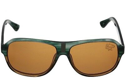 8014b11068d New Polarized Original Penguin The Carson Sunglasses Teal Gradient with Case