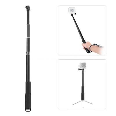 Selfie Stick Adjustable Telescoping Monopod Pole for Gopro Hero 6 5 4 3 3+ V9C0