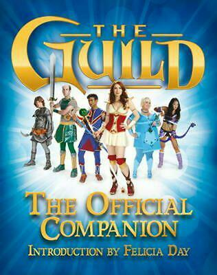 The Guild: The Official Companion by Books Titan (English) Paperback Book Free S