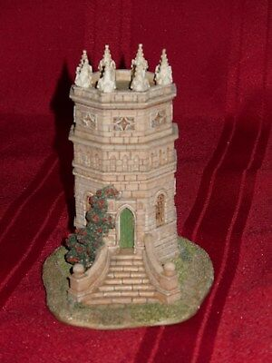 """Lilliput Lane """"octagon Tower"""", Studley Royal Collection, England, 1994"""