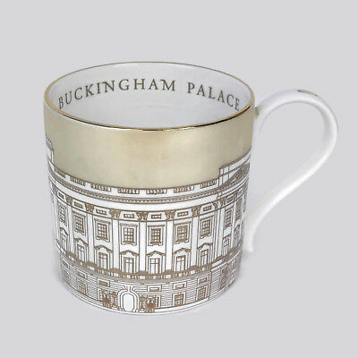 Buckingham Palace England  Coffee Tea Mug Fine Bone China Royal Collection