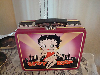Betty Boop Lunch Box