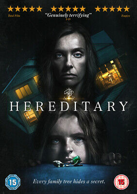 Hereditary DVD (2018) Toni Collette, Aster (DIR) cert 15 FREE Shipping, Save £s