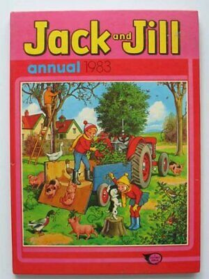 JACK AND JILL ANNUAL 1983 by No Author Book The Fast Free Shipping