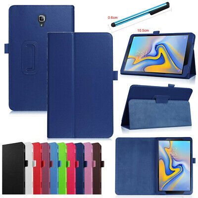 "Flip Stand PU Leather Case Cover for Samsung Galaxy Tab 7"" 8"" 9.7"" 10.1"" 10.5"""