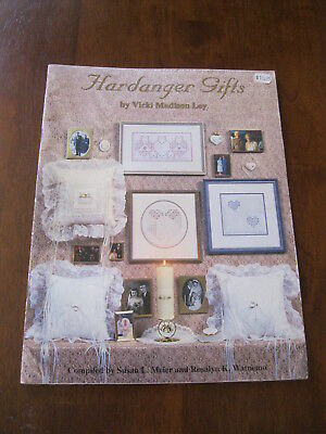 Hardanhger Gifts: By Vicki Madison Ley: 1994: Vintage :Preloved