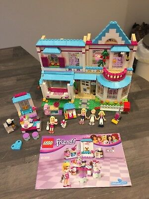 Lego 41314 Friends Stephanies House 3500 Picclick Uk
