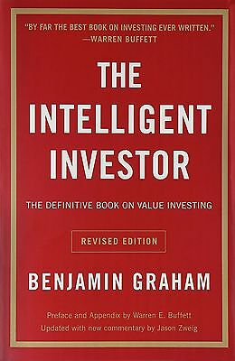 The Intelligent Investor:The Definitive Book by Benjamin Graham (Paperback) NEW