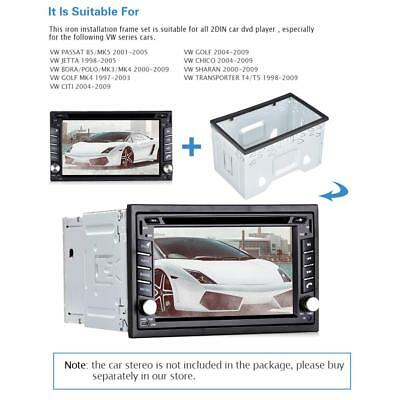 2 Din Android Car Media DVD MP5 Lecteur Android Radio Cadre De Montage Universel