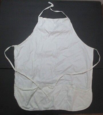 Adult Or Child Westwater Enterprises Off White Art Apron With Pockets