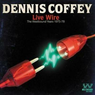 Dennis Coffey : Live Wire - The Westbound Years 1975 - 1978 CD (2008) ***NEW***