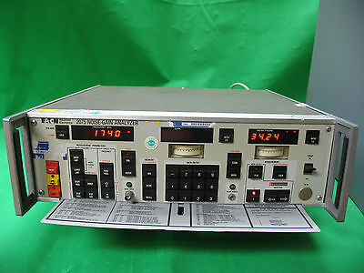 Eaton 2075 Noise - Gain Analyzer