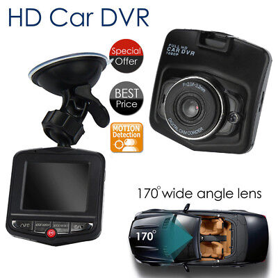 """H-6 Full HD 1080P Car DVR Vehicle Camera Video Recorder Cam With 3.0"""" Screen US"""