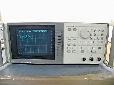 HP AGILENT KEYSIGHT 8757E Scalar Network Analyzer