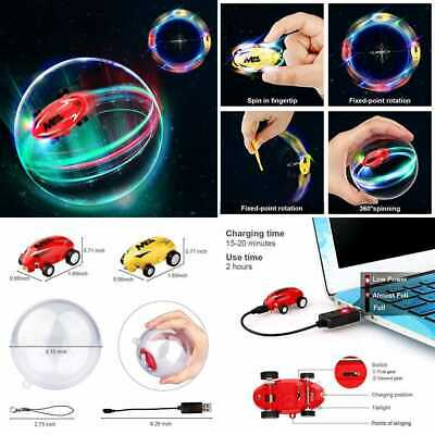 Epoch Air Mini Stunt Racers Toys Car High Speed 360° Rotating Cars Toy Dazzling