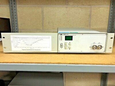 JDS Uniphase SWS15104 4-state polarization controller ( optical )