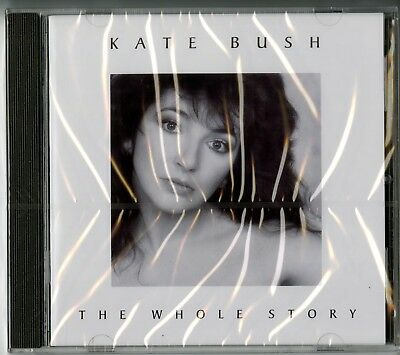 Kate Bush: CD - the Whole Story - New