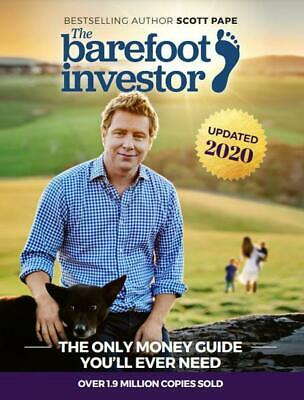 The Barefoot Investor by Scott Pape (Updated 2018)