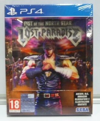 Fist Of The North Star Lost Paradise Kenshiro Edition - Hokuto Sony Ps4 4 Pal