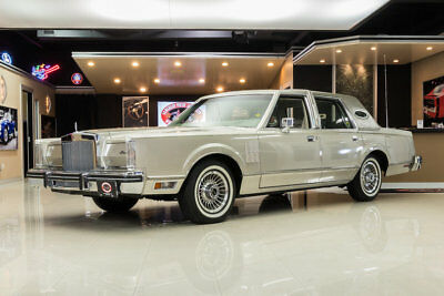 1980 Lincoln Continental Mark VI Mark VI Continental! 1,584 Actual Miles, 351 V8, Auto, 2 Owners, Time Capsule!
