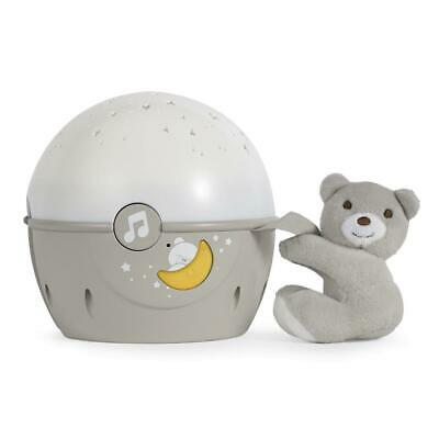 Chicco Next 2 Stars Cot Projector Nightlight with Music (Neutral)