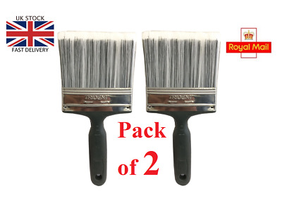"5"" (inch) Professional Paint Brush High Quality Bristles UK FREE-POSTAGE"