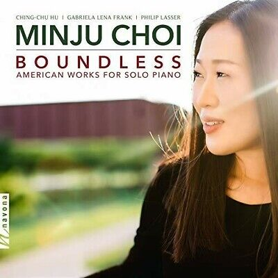 Frank / Choi - Boundless [New CD]