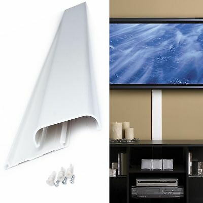 Swell Flat Screen Wall Mount Tv Cord Cover Cable Hider Wire Hiding Wiring Database Liteviha4X4Andersnl