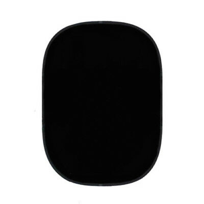 2x1.5m Black / White Backdrop Reversible Studio Collapsible Muslin Background YV
