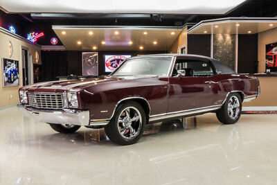 1972 Chevrolet Monte Carlo  Frame Off Restored! GM 454ci V8, TH400 Automatic, 12 Bolt Posi, PS, PB, Disc