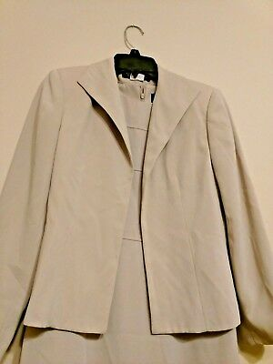 HARVE BERNARD WOMEN's BLAZER SUIT JACKET SET DRESS CASUAL CAREER FORMAL SIZE 4.