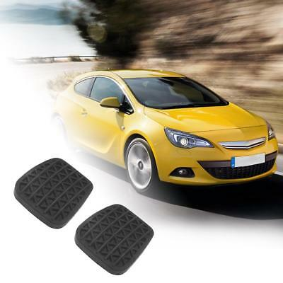 1Pair Brake Pedal Pad Rubber For Opel Vauxhall Pedal Pads Rubber 560775 90498309