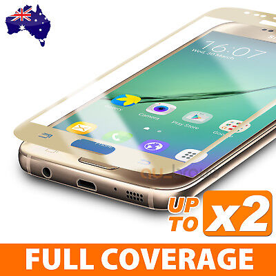 Samsung Galaxy S7/ S7 edge Screen Protector Full Coverage 9H Tempered Glass