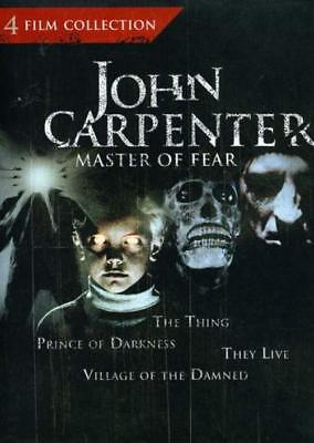 John Carpenter: Master of Fear 4 Film Collection (The Thing / Prince...