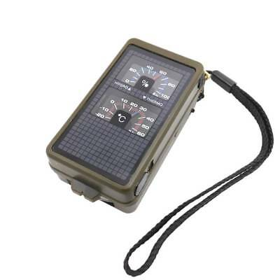 10 in 1 Multifunction Outdoor Survival Military Camping Hiking Compass Safety