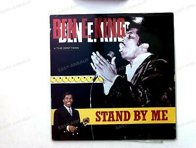 Ben E. King + The Drifters - Stand By Me Europe LP 1987 /4
