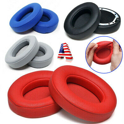 9f7c0afa5f7 Set of 2 For Beats By Dre Studio 2.0 Wireless Replacement Ear Pad Cushion