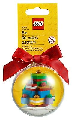 LEGO 853670 Snowman Christmas Ornament NEW holiday seasonal IN HAND sealed