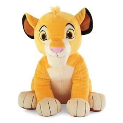Simba The Lion King Plush Soft Stuffed Doll Toy 26cm Great Gift For Kids