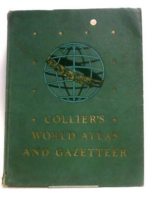 Colliers World Atlas & Gazetteer (Anon - 1945) (ID:02039)