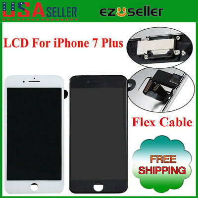 Screen Replacement For iPhone 7 Plus A1661 A1784 LCD Touch Digitizer Assembly
