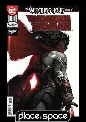 Wonder Woman, Vol. 5 #56A (Putri Foil Cover) (Wk41)