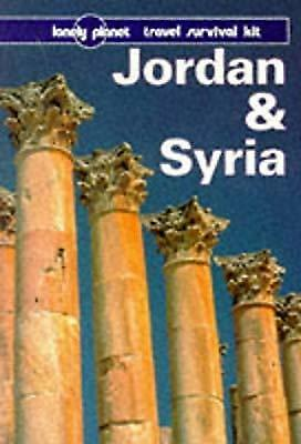 Lonely Planet Jordan and Syria (3rd ed), Damien Simonis & Hugh Finlay, Used; Goo